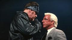 The Undertaker Picked Working With Ric Flair Over Rob Van Dam At WrestleMania 18