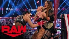 Nia Jax Explains Her Decision To Charge Through The Ropes On WWE Raw