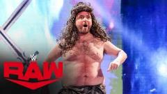 David Krumholtz Comments On WWE Raw Appearance As Drew McIntyre