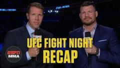 What the hell happened at UFC Fight Night Tampa?!