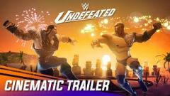 WWE Unveils Roman Reigns vs. The Rock Cinematic Trailer For 'Undefeated' Mobile Game