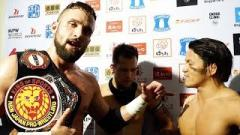 El Phantasmo & Taiji Ishimori Defeat Roppongi 3K To Win IWGP Junior Heavyweight Tag Titles