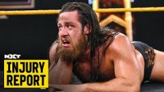 Tegan Nox, Cameron Grimes, And Austin Theory Listed On 9/24 NXT Injury Report