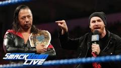 Sami Zayn Is The New Mouthpiece For Shinsuke Nakamura; Miz Laid Out On WWE SmackDown