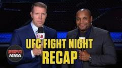 What the hell happened at UFC Fight Night Vancouver?