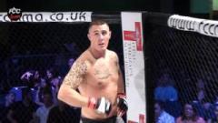 Report: UFC Signs Tom Aspinall
