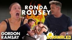 Ronda Rousey & Gordon Ramsay Wrestle, John Cena nWo Entrance Video | Fight-Size Update
