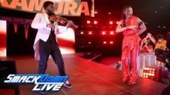Shinsuke Nakamura Brings Back 'The Rising Sun' Theme, Effectively Turns Face On WWE SmackDown
