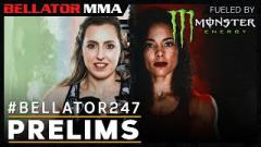 Watch: Monster Energy Prelims | Bellator 247: Daley vs. Anderson At 1pm EST.