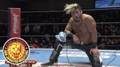 SANADA Meets Kazuchika Okada In The Finals Of The New Japan Cup