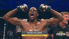 Kevin Holland Expects To Fight In About 6 Weeks After Suffering A Shoulder Injury