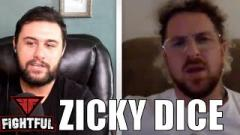 Zicky Dice Signs NWA Contract, Additional Details; Won TV Title Without Deal