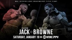 WBC: Jack vs. Browne, Warren vs. Oubaali Winners' Next Fight Ordered