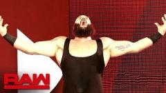 Braun Strowman Returns To Action Against Finn Balor On WWE Raw