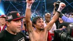 Manny Pacquiao Cruises To Unanimous Decision Victory Over Adrien Broner