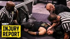 Adam Cole, Dexter Lumis, And Rhea Ripley Listed On NXT Injury Report
