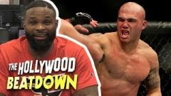 Tyron Woodley on The Hollywood Beatdown.