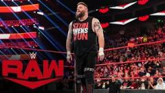 Kevin Owens Admits To Going To Vince McMahon About Face Mask Policy, Says He Feels Safe At Work