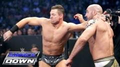 The Miz vs. Cesaro Added To Tuesday's WWE SmackDown Live
