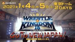 NJPW To Limit Fans To 20,000 For Wrestle Kingdom 15