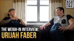 T.J. Dillashaw and Chael Sonnen discussing Urijah Faber's comeback.