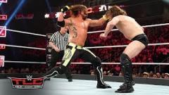 WWE TLC Pay-Per-View Match Times