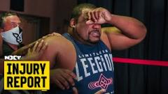 Keith Lee And Kushida Listed On NXT Injury Report