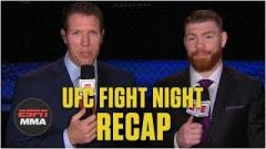 What the hell happened at UFC Fight Night Rochester?!