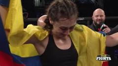 Report: Sabina Mazo Faces JJ Aldrich At UFC 246