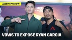 Report: Avery Sparrow Arrested, Fight Against Ryan Garcia Canceled