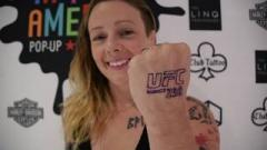Joanne Calderwood's Training Partner In Strict Quarantine During Coronavirus Pandemic