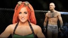 Becky Lynch Would Love To Team With Conor McGregor To Take On Kurt Angle And Ronda Rousey