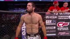 Report: Matt Brown Faces Ben Saunders At UFC 245