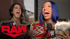 Sasha Banks: I'm Legit The Face Of The Company Along With My Best Friend