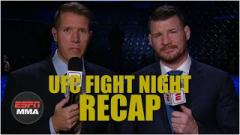 What the hell happened at UFC Fight Night Sao Paulo?
