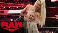 1/27/2020 WWE Raw Results: 3 Title Matches, Lana vs. Liv, Edge Makes An Enemy & Riddick Moss Debuts
