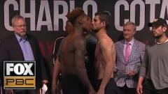 Jermell Charlo Knocks Out Jorge Cota In PBC On FOX Main Event