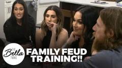 The Bellas Prepare For Family Feud