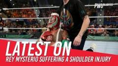 Fight Size Update: Rey Mysterio In Birmingham, Jinder Mahal, SRS Interviews, WrestleCircus Lineup, Cathy Kelley, More