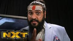 NXT Star's Backstage Apology For Spoiling Huge Match