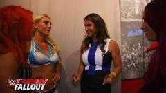 Charlotte Flair And Sasha Banks React To 2015 WWE Call-Up From NXT