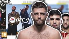 Top 10 Fighters Missing From EA UFC 4   Fightful Lists