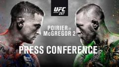 Video: UFC 257 Press Conference Live Stream And Live Tweets
