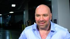 Dana White Not Happy With UFC Brooklyn Main Event Stoppage