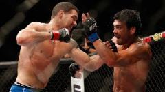 UFC Fight Night: Lewis vs. Olenik Main Card Highlights: Chris Weidman Wins Tough Decision, Beneil Dariush Lands Walk-Off KO