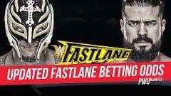 WWE 2019 Fastlane PPV Cuotas de apuestas