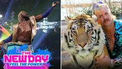 Kofi Kingston Wants To See Joe Exotic vs. Carole Baskin At WrestleMania