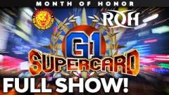 Kenny Omega Planned On Being At G1 Supercard But It Was Preferred That No AEW Talent Was On The Card