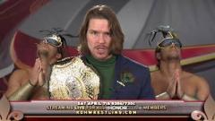Report: WWE Interested In Former ROH Champion Dalton Castle