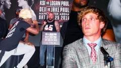 YouTubers Logan Paul And KSI Meet Ahead Of August 25 Fight